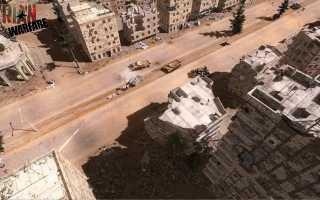 Syrian Warfare — игра про войну в Сирии