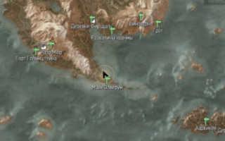 Деревня залипье ведьмак 3 на карте