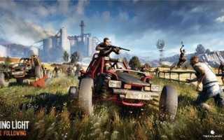Новый геймплей Dying Light: The Following и анонс специального Enhanced-издания