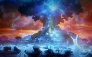 Прохождение Ori and the Blind Forest — обзор,