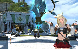 Массивное дополнение Stormblood для Final Fantasy 14 Online