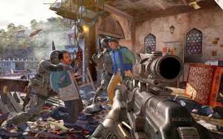 Call of Duty: Modern Warfare / Call of Duty: Modern Warfare 4