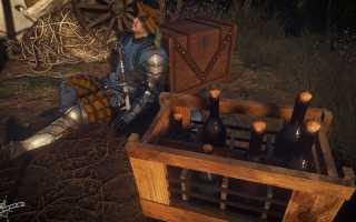 Прохождение квеста «Если не хочешь моей погибели» — DLC Кровь и Вино — Ведьмак 3