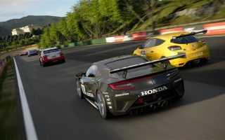 Утекла дата выхода Gran Turismo Sport на PS4