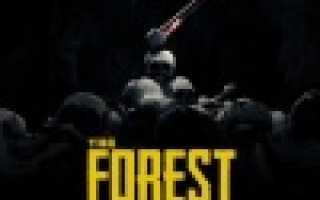 Как сделать копье в The Forest