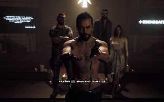 Прохождение секретного задания «Нет значит нет!» в Far Cry 5