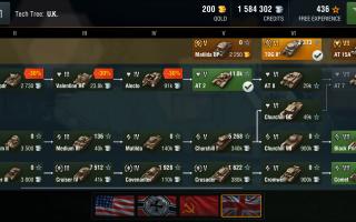 Гайд по FV215b — тяжёлые танки Англии