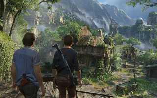 По игре Uncharted будет снят фильм