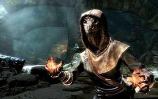 Скайрим: магия разрушения — гайды по Skyrim