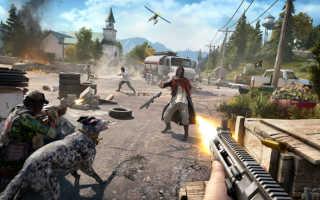Far Cry 5 — Проповедь