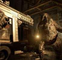 Новая часть Resident Evil
