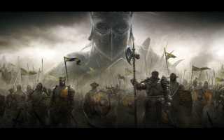 Список игр про средневековье на ПК