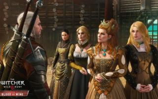 Превью игры The Witcher 3: Wild Hunt — Blood and Wine