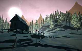 Состоялся релиз игры The Long Dark, где мир погрузился в кромешную тьму после апокалипсиса