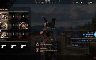 Far Cry 5: все дополнительные задания в горах Уайттейл, регион Иакова