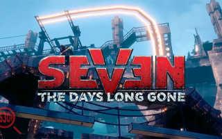 Первый трейлер геймплея Seven: The Days Long Gone