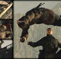Анонс: Sniper Elite 4 в России