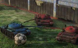 World of Tanks празднует сто лет с создания первого танка